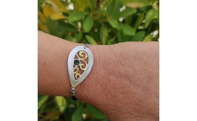 Β 405sm Handmade silver bracelets