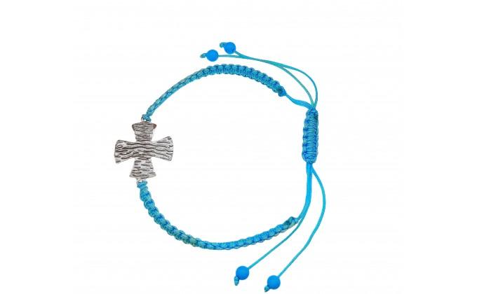B 407 Silver bracelet