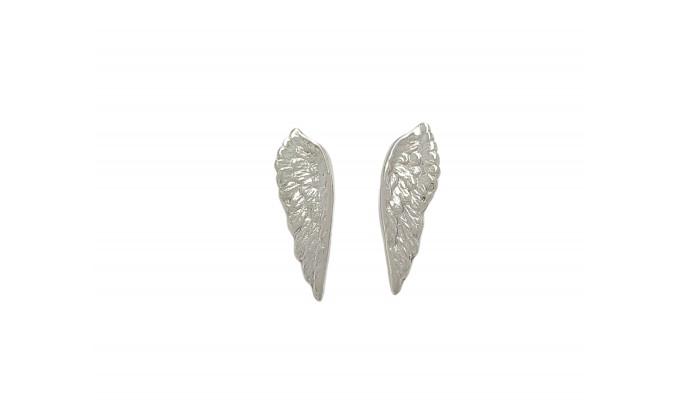SK 161 Handmade sterling silver earrings