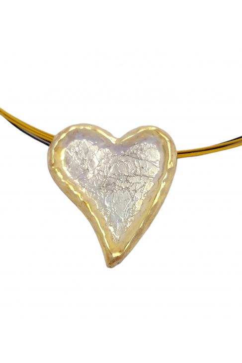 """M 9 Handmade pendant """"HEART"""""""