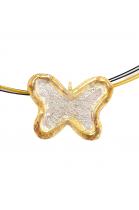 M 10 Handmade Silver pendant