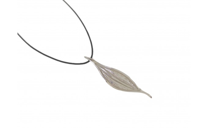 M 352 Handmade silver necklace