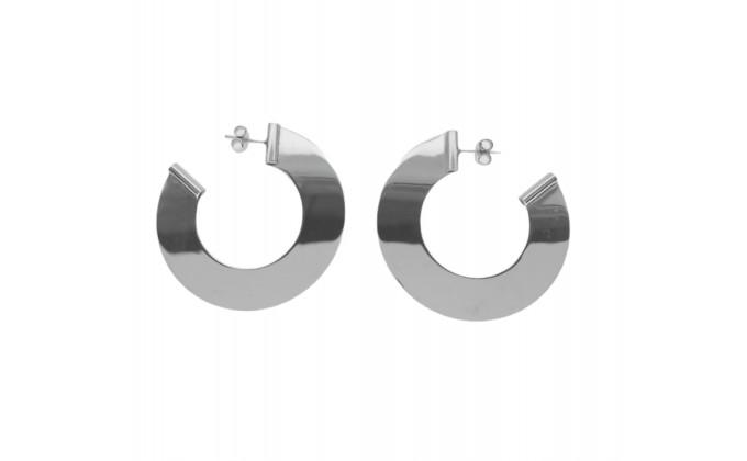 EA 1003 Silver earrings