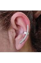 SK 360 SILVER EARRING