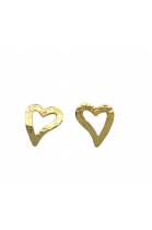 SK  263 Silver earrings