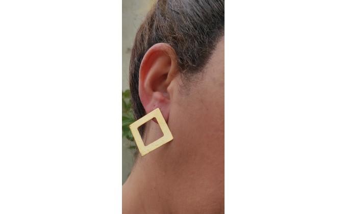 SK  265 Silver earrings