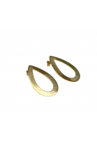 SK  266 Silver earrings