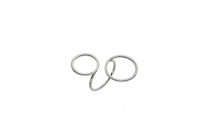 D 294  Silver ring