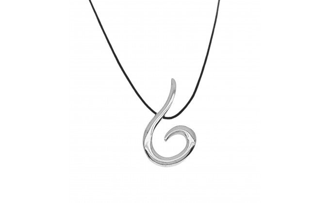 M 336 STERLING SILVER NECKLACE