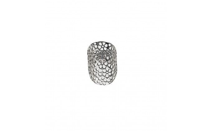 D 49 SILVER RING