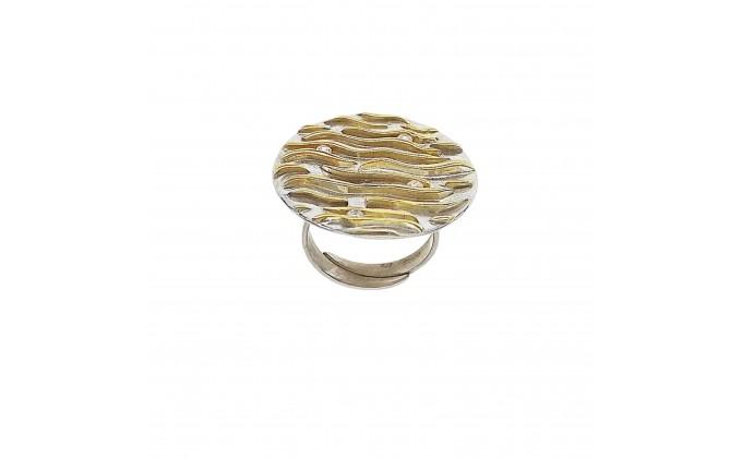 D 393 Handmade silver ring