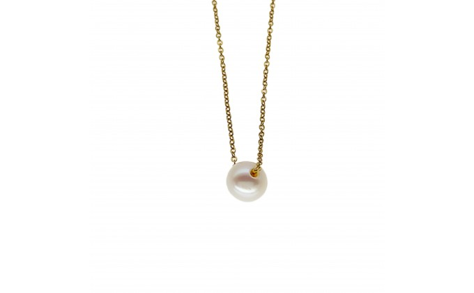 M 112G   PEARL NECKLACE