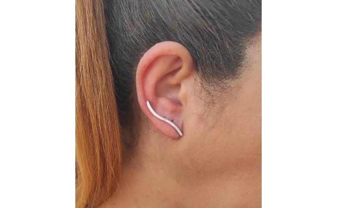 SK 287 SILVER EARRINGS