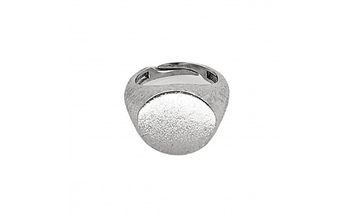 D 384SG SILVER RING