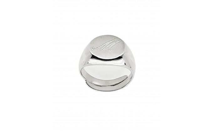 D 238 Sterling silver ring