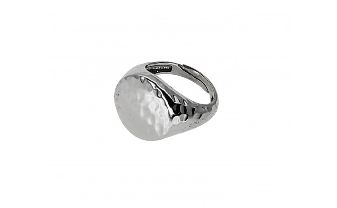 D 384 Sterling silver ring