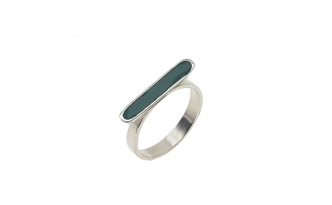 D 191sm SILVER RING