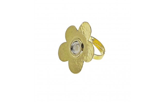 D 97g  SILVER RING