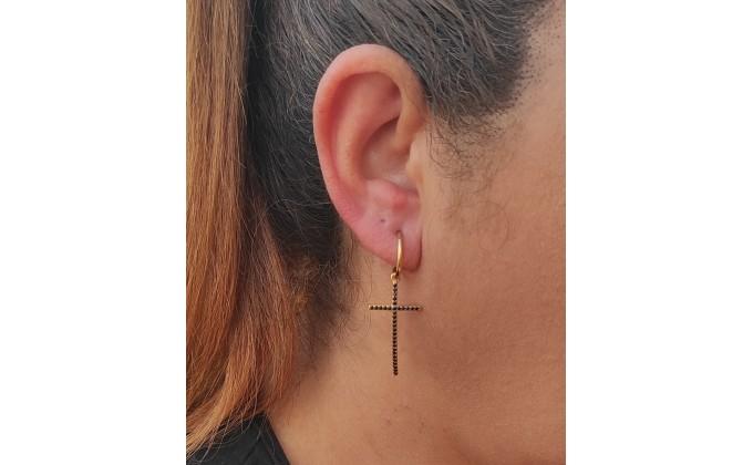 SK SILVER EARRINGS