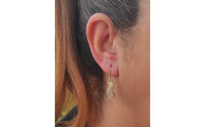 SK 376 HANDMADE EARRINGS