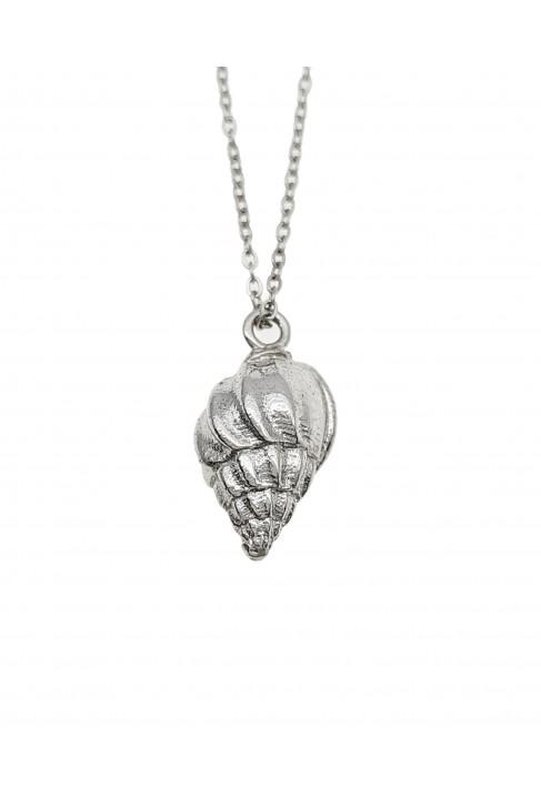 M 155 Silver seashell 5