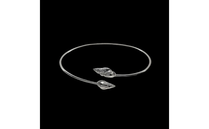 handmade silver bracelet