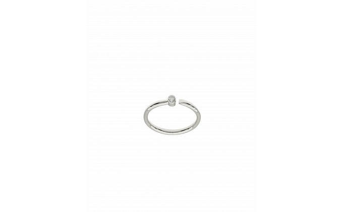 D 419 SILVER RING
