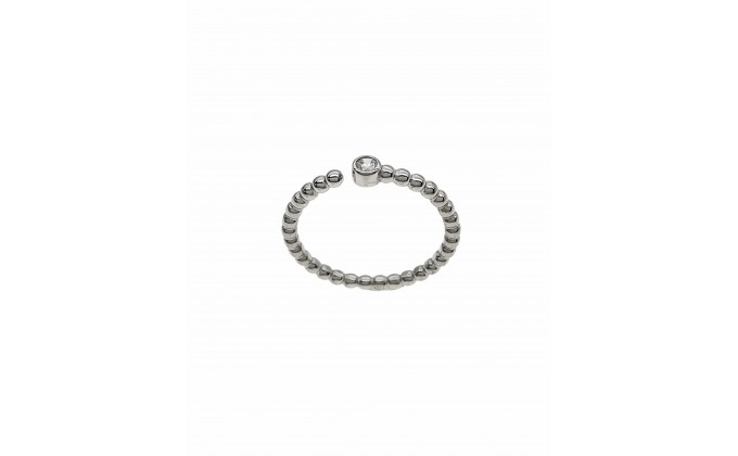 D 423 SILVER RING