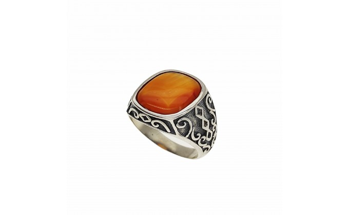 D 150  STERLING SILVER RING