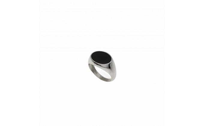D 223s Silver ring enamel