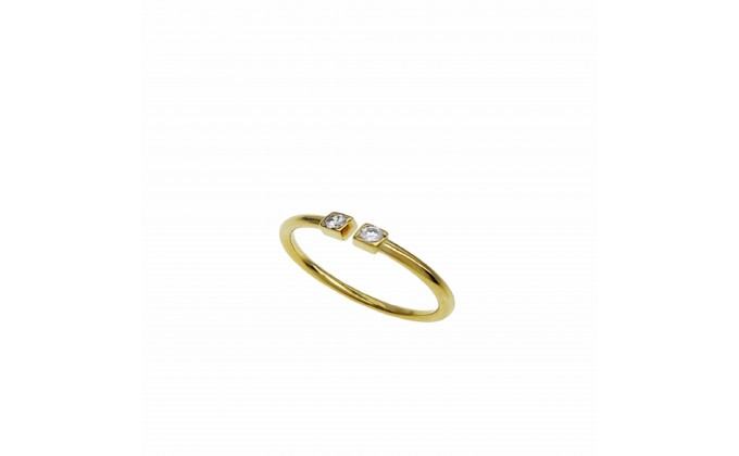 D 415g Silver ring