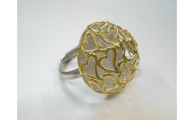 D 86 Handmade sterling silver ring