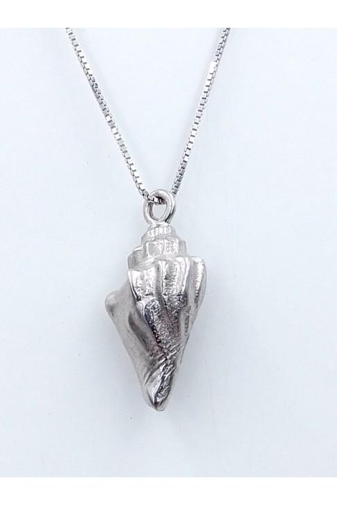M 153m Silver seashell 2