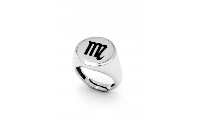 D 120 silver ring zwdia