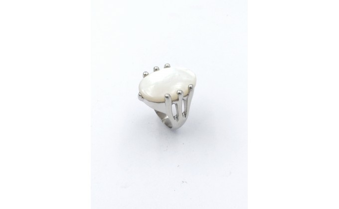 D 158 Silver ring