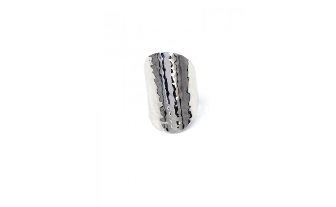 D 159 Silver ring