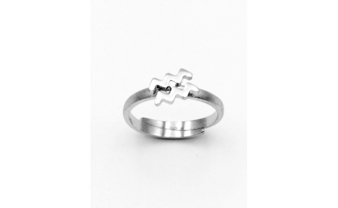 D 156 Silver ring