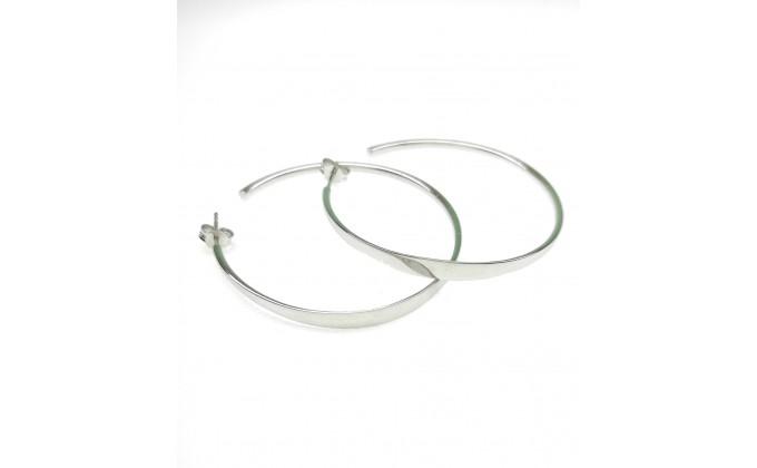 SK 163 Silver earrings