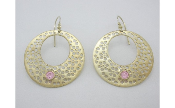 SK 61 Handmade silver earrings