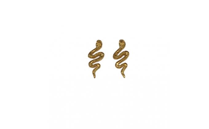 SK 256 Siver earrings