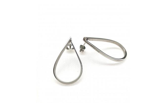 SK  258 Silver earrings