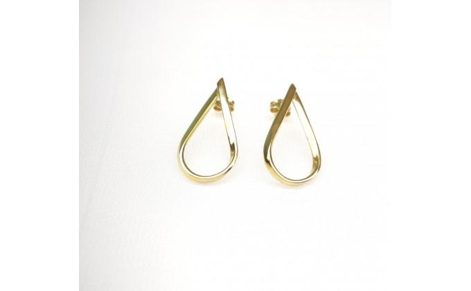 SK  259 Silver earrings