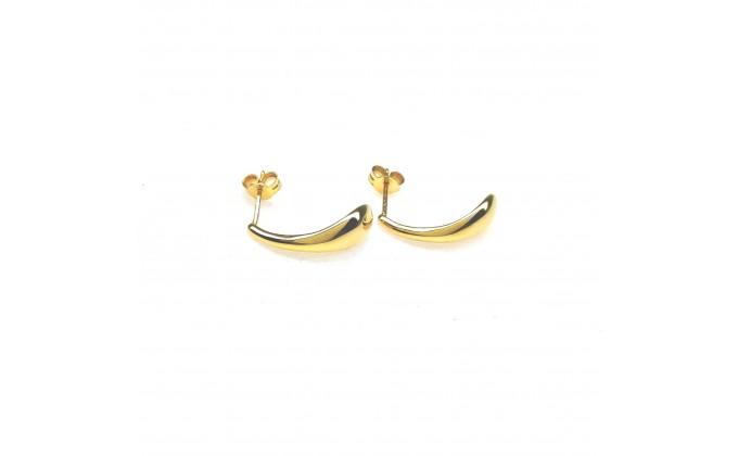 SK  273 Silver earrings