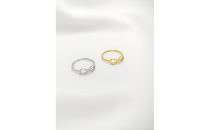 D 195 Silver ring