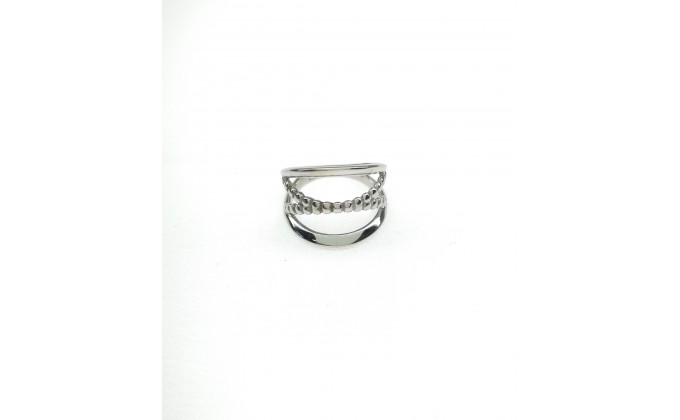 D 285 Silver ring