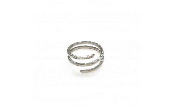D 286 Silver ring