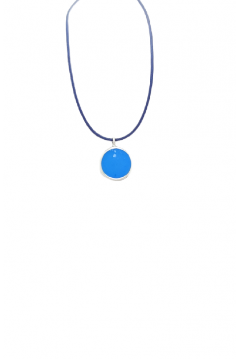 M 173 Silver necklace