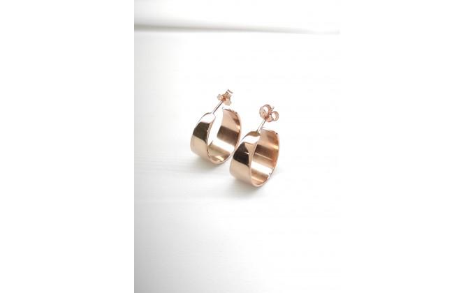 SK 298 Siver earrings