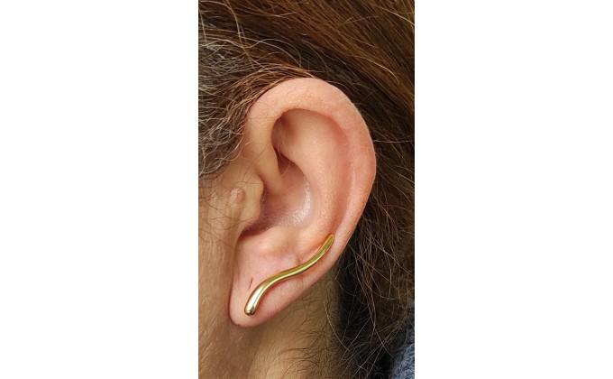 SK 320α Handmade silver earrings