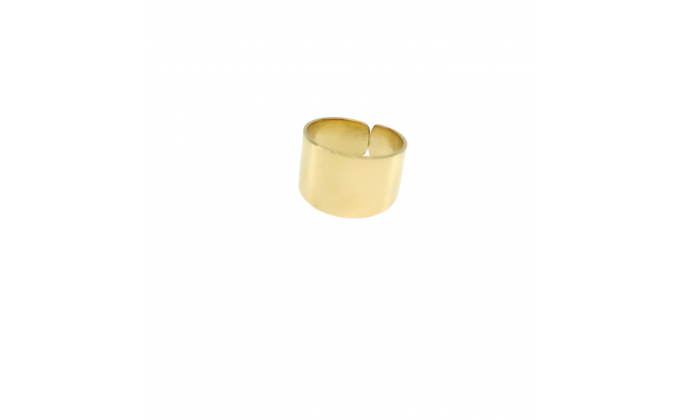 D 330 Handmade silver ring